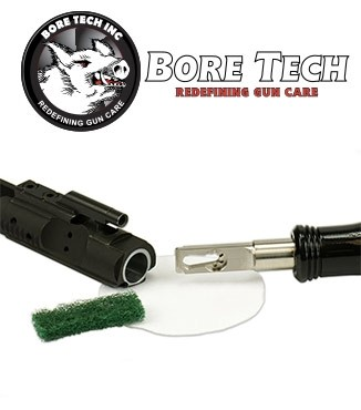Kit de limpieza Boretech para cerrojo de AR10