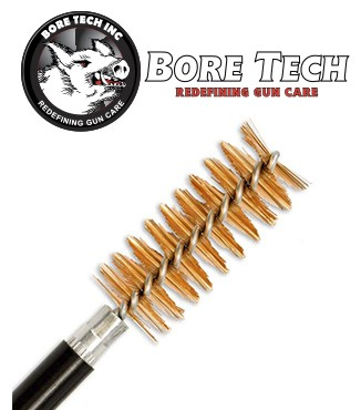 BoreTech bronze wire shotgun brush