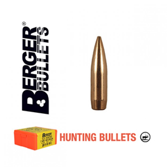 Puntas Berger Classic Hunter Hunting calibre .243 (6mm) - 95 grains