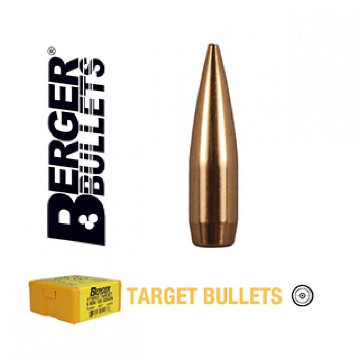 Puntas Berger VLD Target calibre .308 - 155 grains