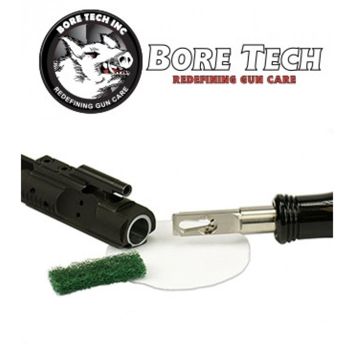 Kit de limpieza Boretech para cerrojo de AR15