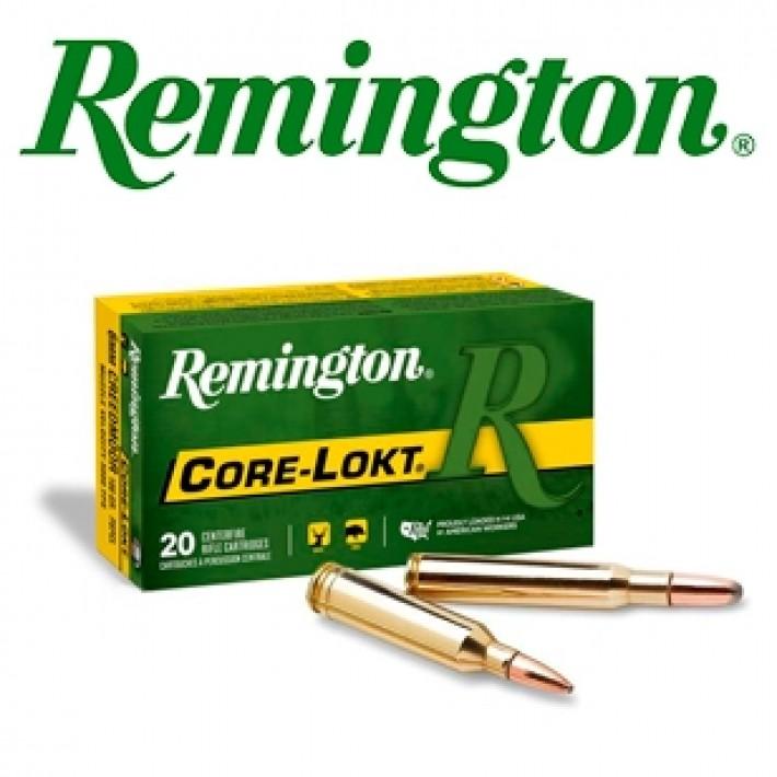 Cartuchos Remington .45-70 Government 405 grains Core Lokt