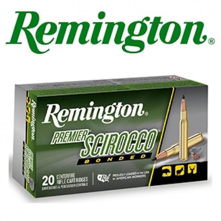 Cartuchos Remington Premier .300 Remington Ultra Magnum 150 grains Swift Scirocco Bonded