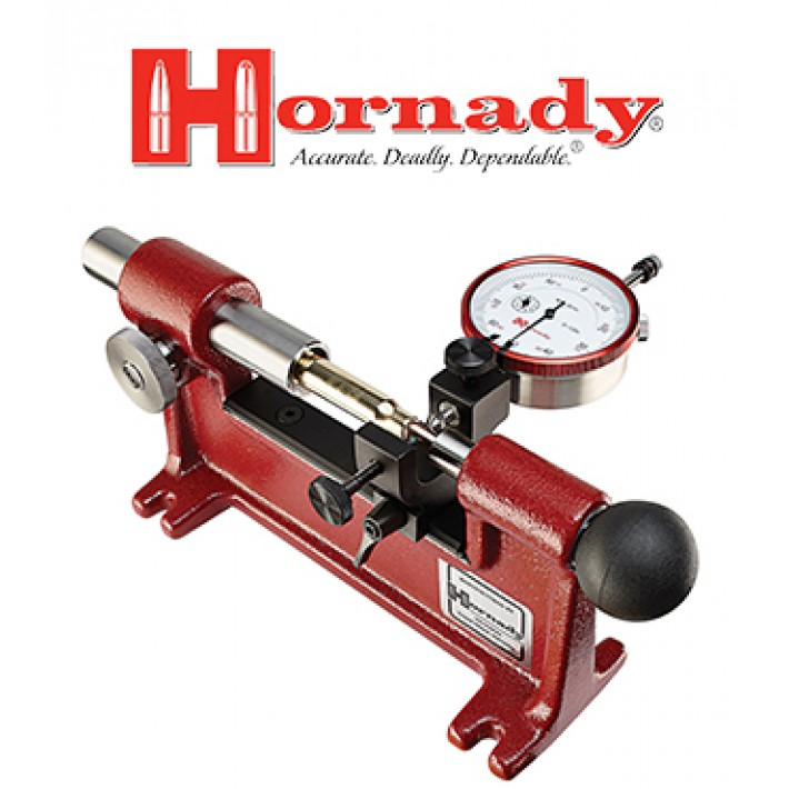 Comprobador de concentricidad Hornady LNL Ammo Concentricity Tool
