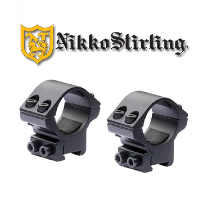 Montura Nikko Stirling Match para 38 de 1 - Bajas