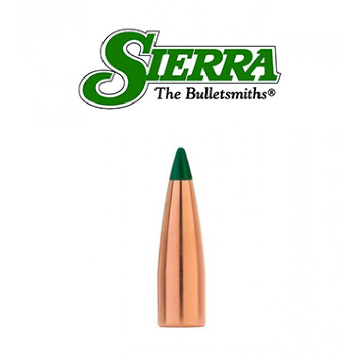 Puntas Sierra Tipped Matchking calibre .308 - 125 grains