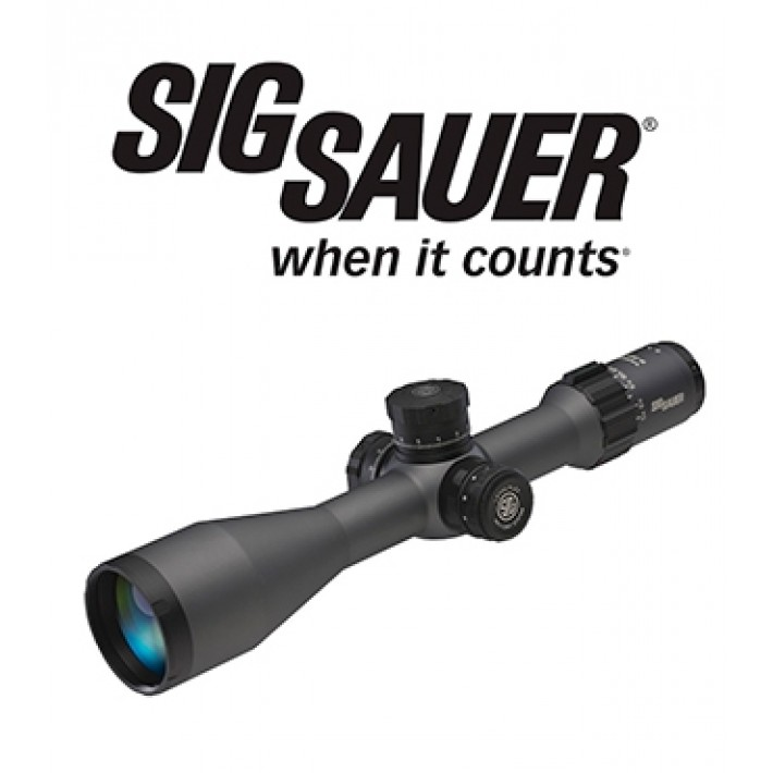 Visor Sig Sauer Electro Optics Tango 6 5-30x56