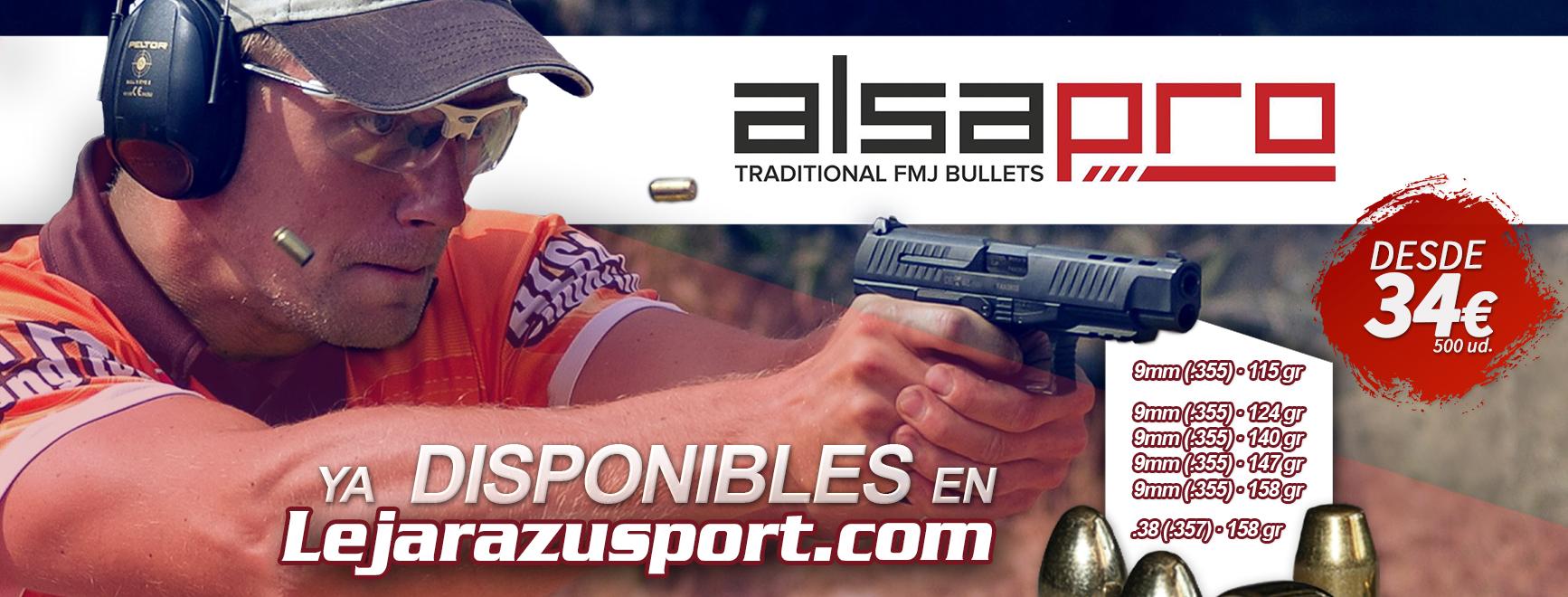 Puntas Alsa Pro en LejarazuSport.com