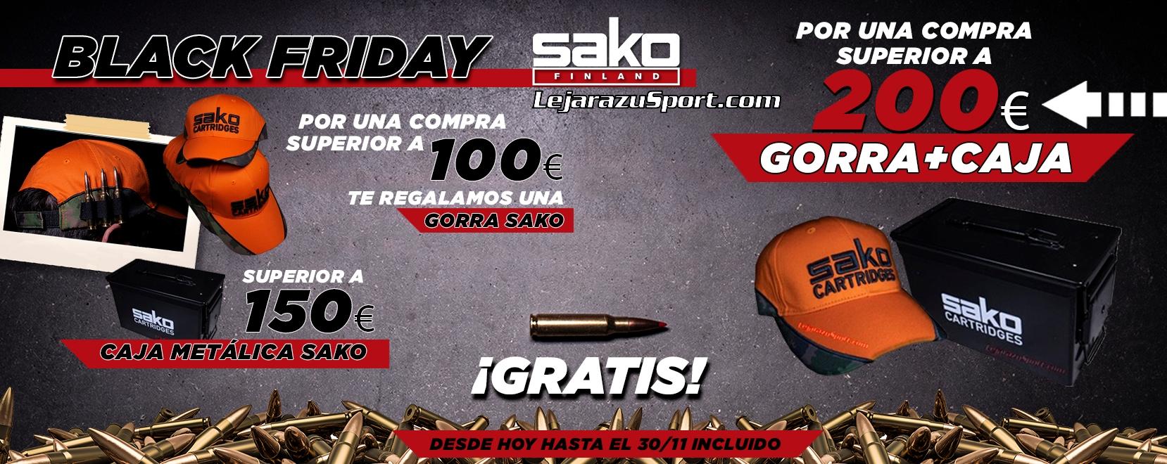 Regalos por tus pedidos de Black Friday en LejarazuSport.com