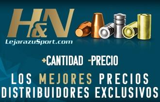 Puntas H&N Sport Nueva Remesa en LejarazuSport.com - Distribuidor Exclusivo