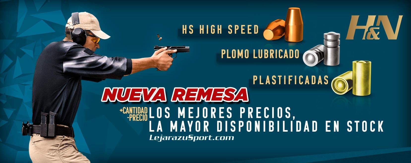 Nueva remesa de Puntas H&N Sport en LejarazuSport.com