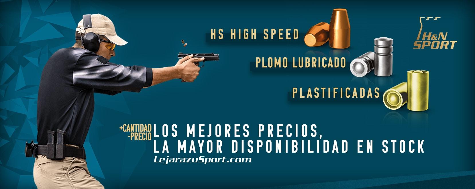 Puntas H&N Sport en LejarazuSport.com